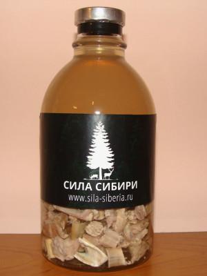 Настойка из жил оленя - Сила Сибири
