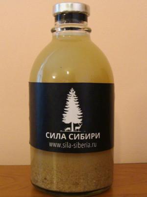 Настойка из пенисов оленя - Сила Сибири