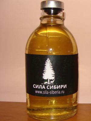 медвежий жир Сила Сибири