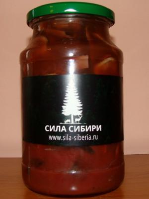 настойка из пантов оленя Сила Сибири